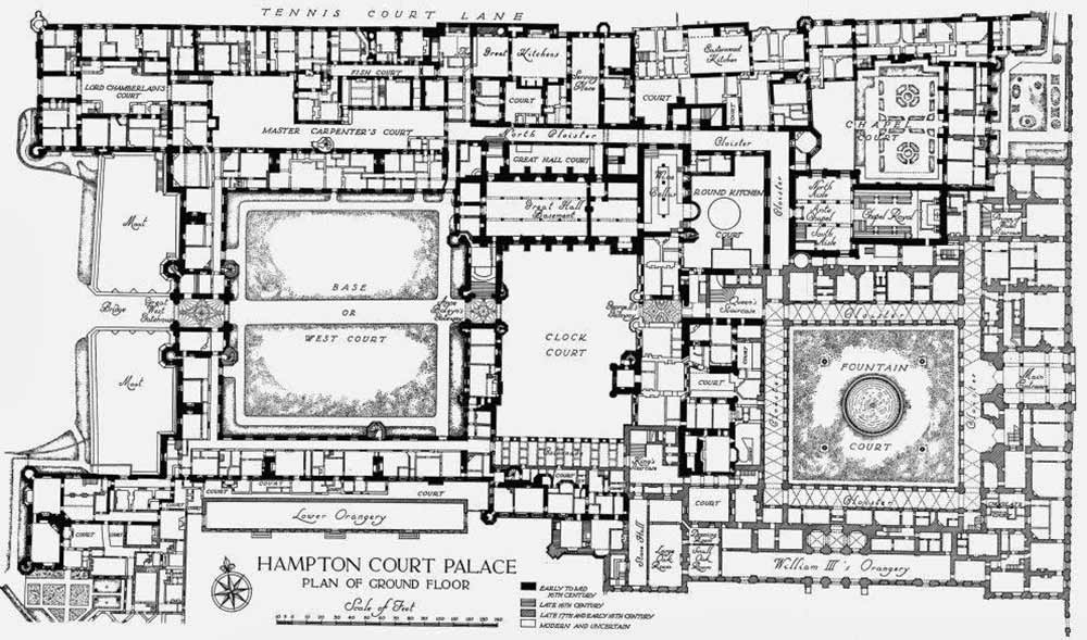 Fantasy Castle Floor Plans - The Ground Beneath Her Feet
